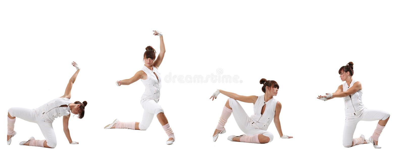 Modern ballet stock fotografie