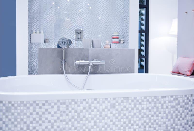 Download Modern bath room stock photo. Image of stylish, indoor - 21445040