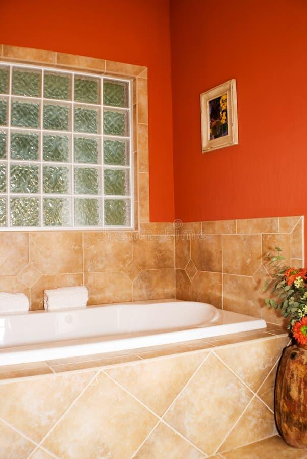 Modern Bath/Vertical royalty free stock photo