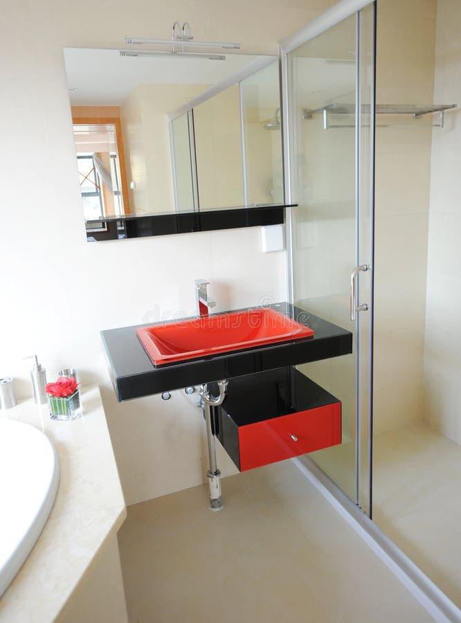 Download Modern bathroom stock image. Image of elegant, relaxation - 19298091