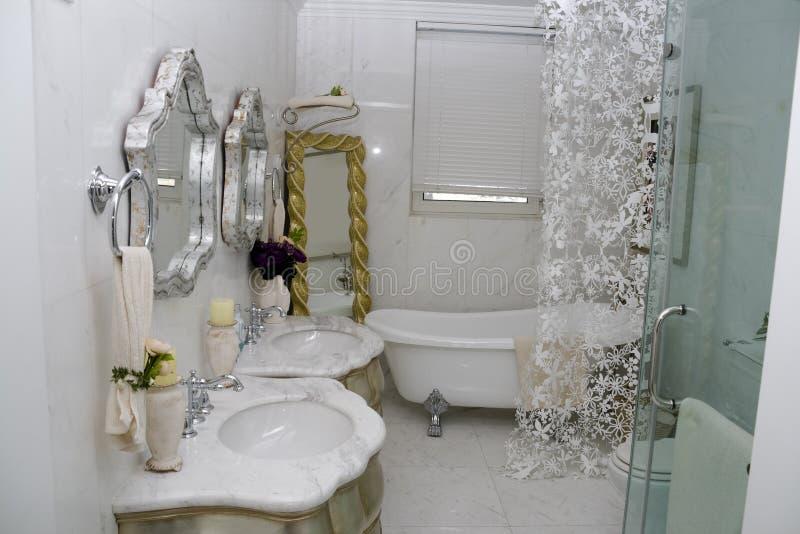 Download Modern bathroom stock image. Image of massage, luxury - 7107119