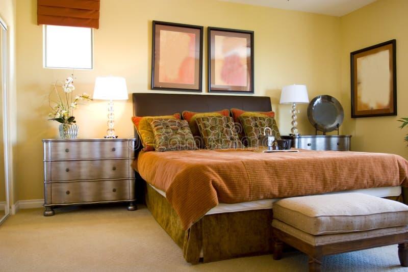 Download Modern bedroom stock photo. Image of tasteful, expensive - 2913850