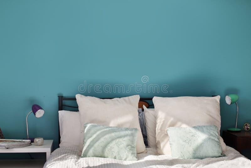 Modern Bedroom stock images