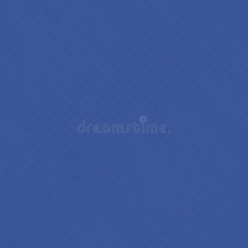 Modern blauw mozaïek met zeer kleine diamanten stock foto's