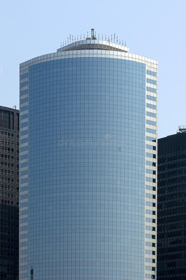 Free Modern Blue Building Stock Image - 6876571