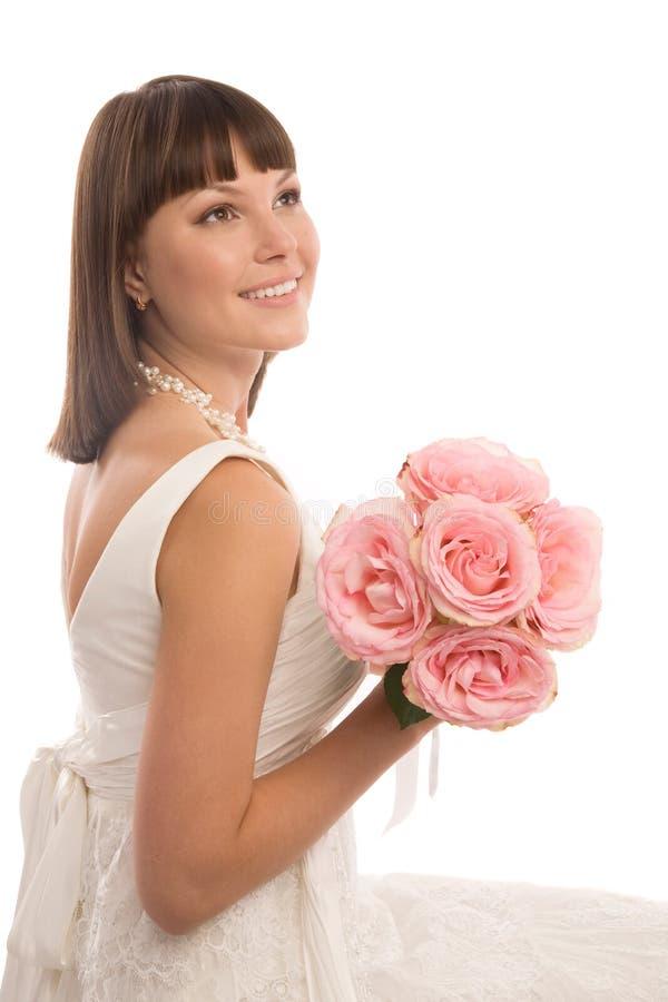 Modern Bride Stock Image