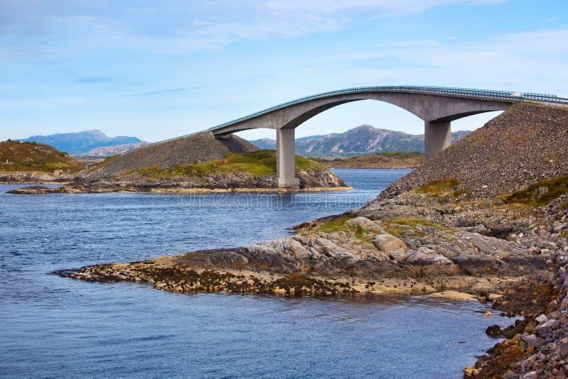 Download Modern bridge stock photo. Image of norway, nobody, water - 25408638