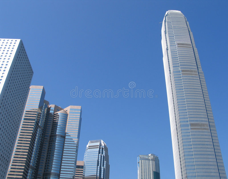 Modern building 10 royalty free stock images