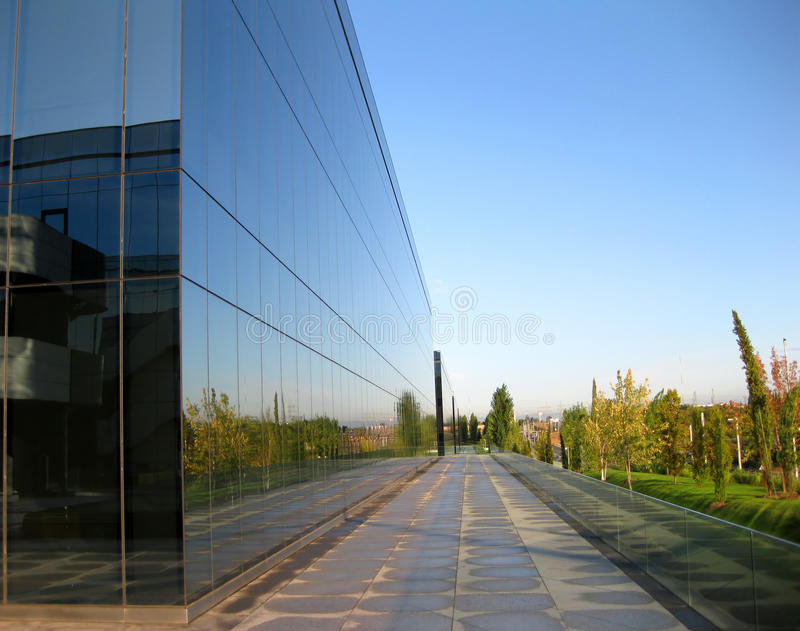 Download Modern building stock photo. Image of building, high - 12292166
