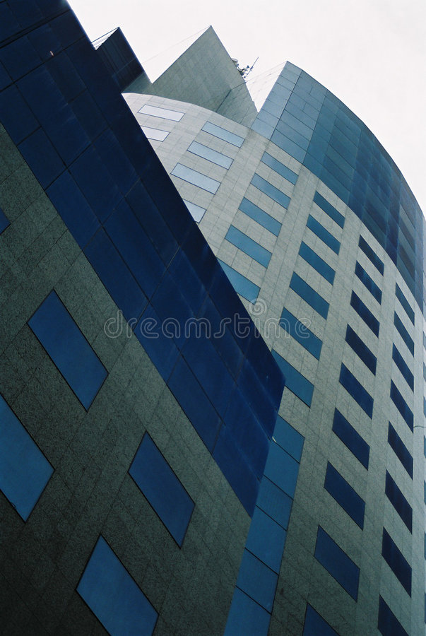Free Modern Building 2 Royalty Free Stock Photos - 81588