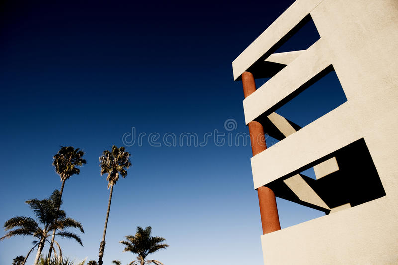 Download Modern building stock photo. Image of design, tropical - 20958170