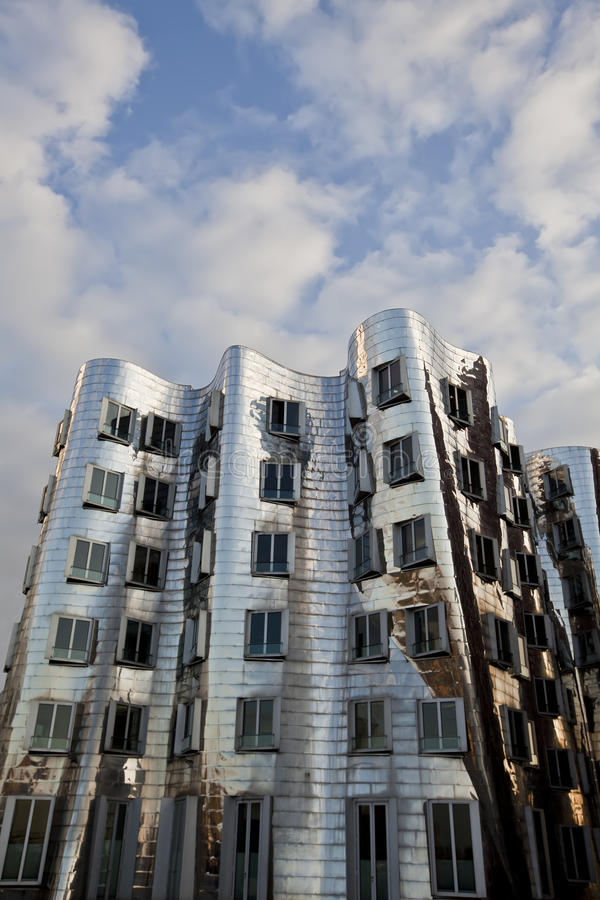 Download Modern building stock image. Image of block, dusseldorf - 22682115