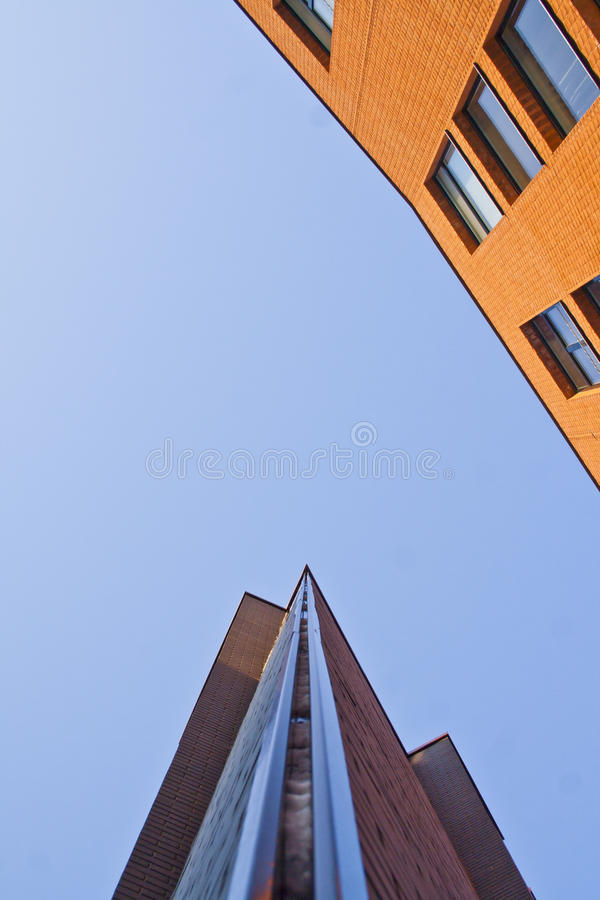Download Modern building stock image. Image of gleaming, picture - 23196145
