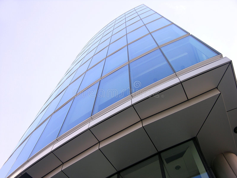 Modern building royalty free stock image