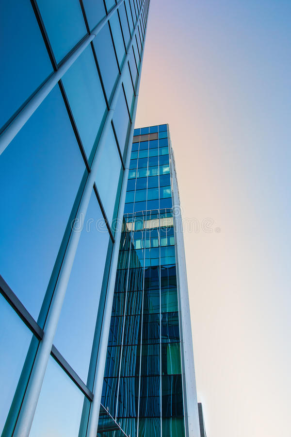 Modern Building Architecture Stock Photo
