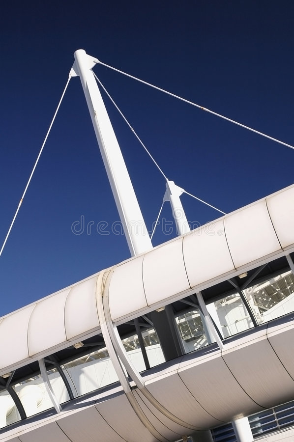 Modern building architecture royalty free stock photos