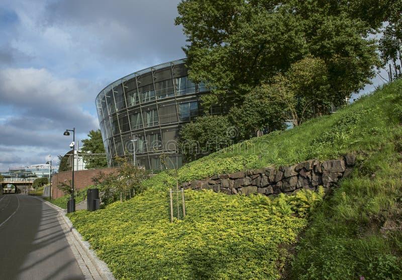Modern building. stock photo