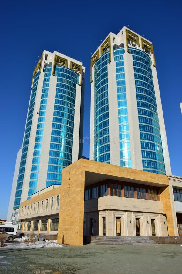 Modern Building In Astana, Kazakhstan Editorial Stock ...