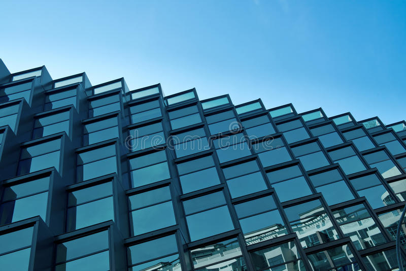 Download Modern Building With Blue Sky Stock Image - Image: 41366617