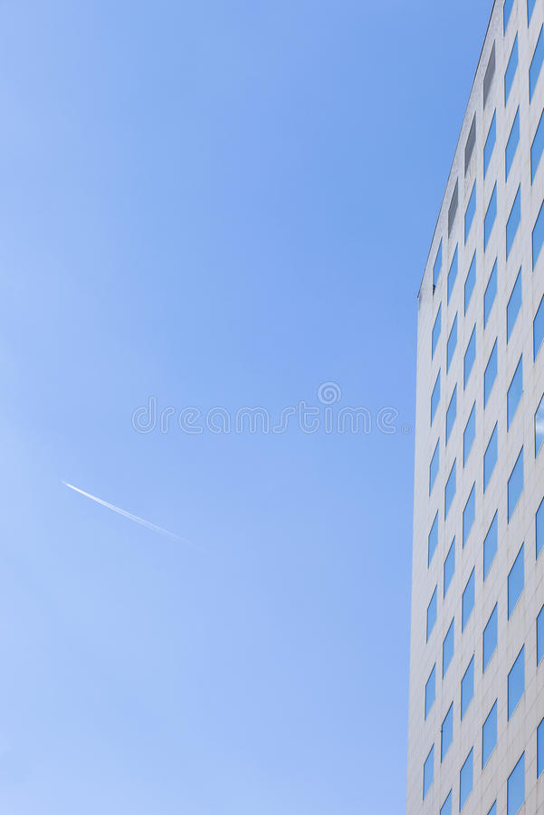 Modern building - Corporate Architecture royalty free stock image