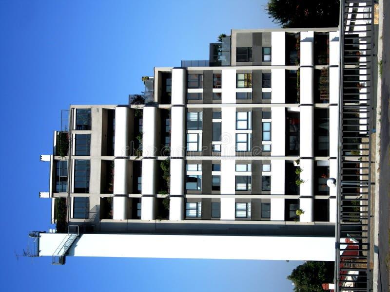 Download Modern building design stock image. Image of blue, modern - 10570869