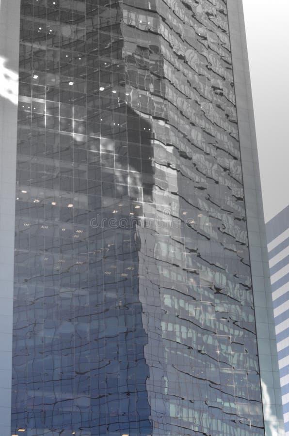 Modern building III stock photo