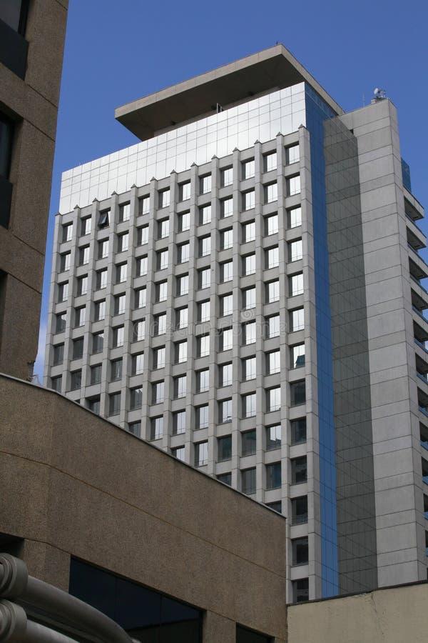 modern building in sao paulo brazil royalty free stock photo