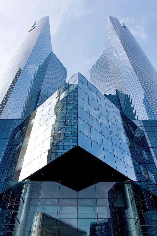 Modern Building royalty free stock photos