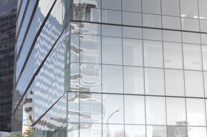 Modern building VII stock photos