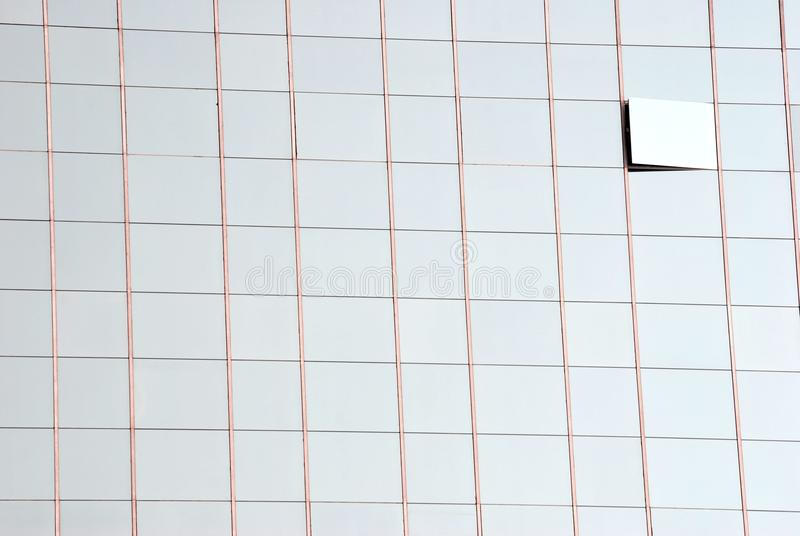 Modern building window background stock photography