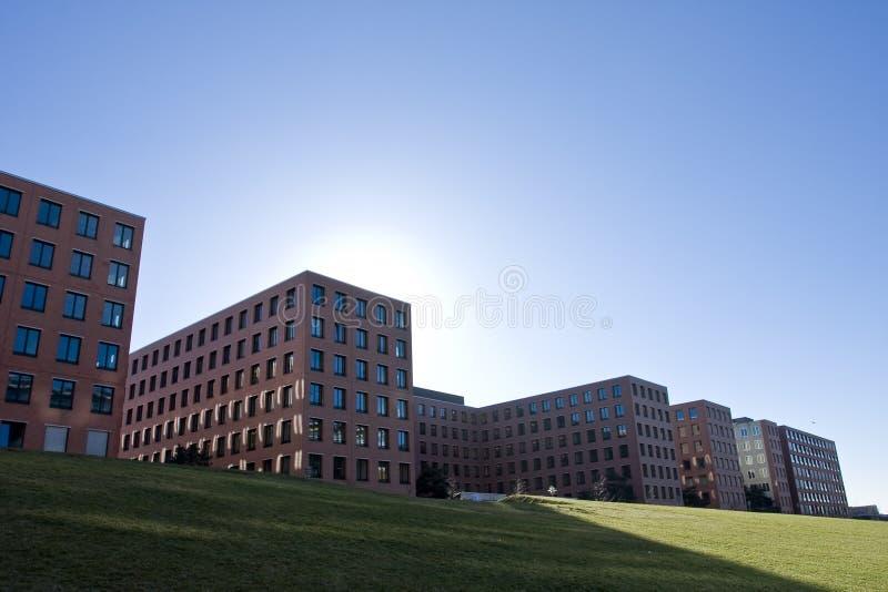 Modern buildings royalty free stock image