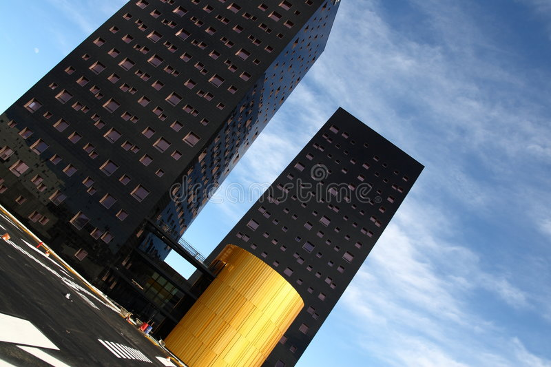 Download Modern Buildings Royalty Free Stock Photo - Image: 8787385