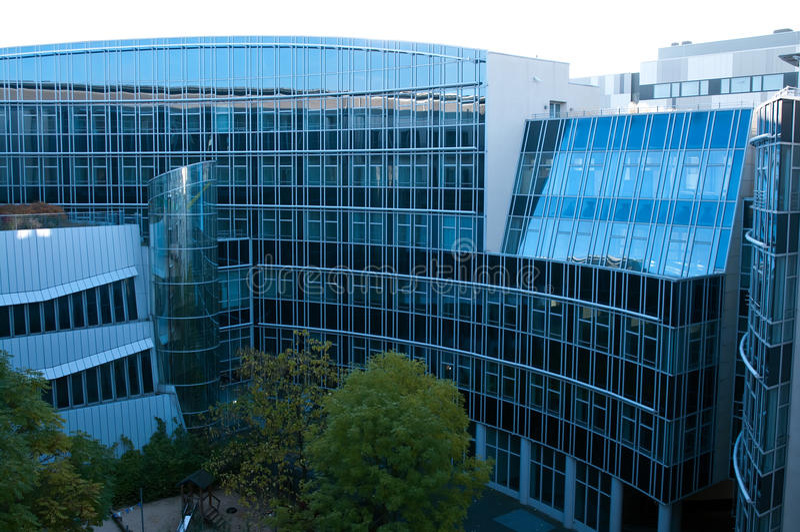 Download Modern Buildings In Berlin Royalty Free Stock Photo - Image: 16665335