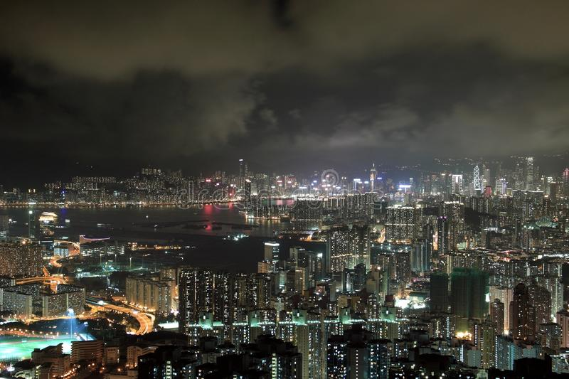 Download Modern Buildings In Hong Kong Stock Photo - Image: 21526260
