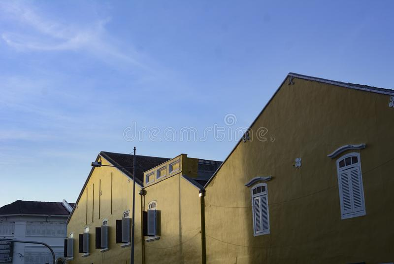 Modern buildings royalty free stock photos