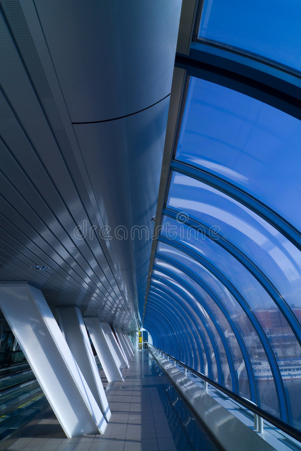 Modern business architecture stock photos