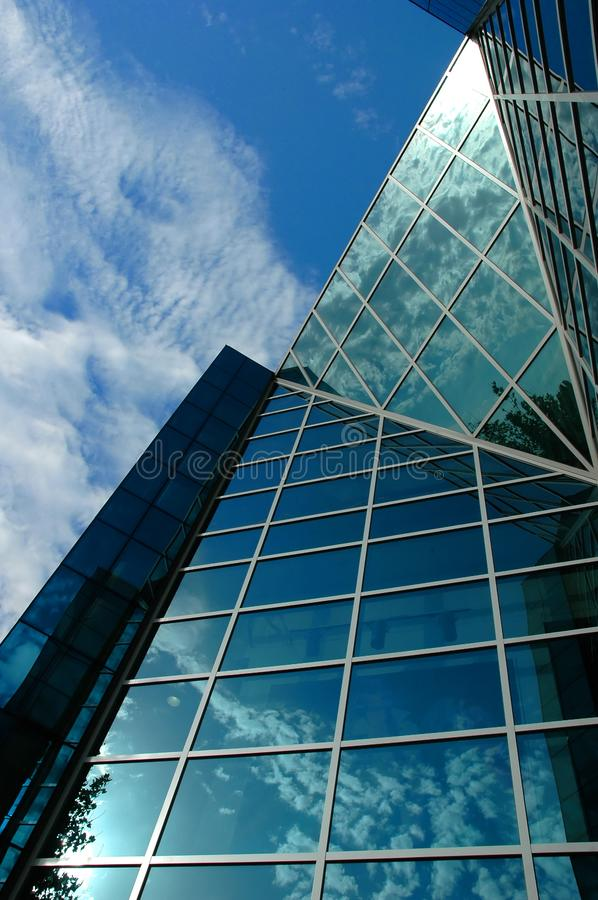 Modern Business Centre Free Stock Image