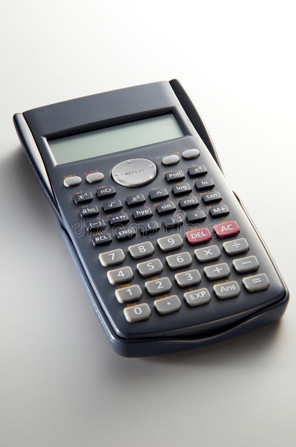 Download Modern Calculator stock photo. Image of happy, electronic - 22904760