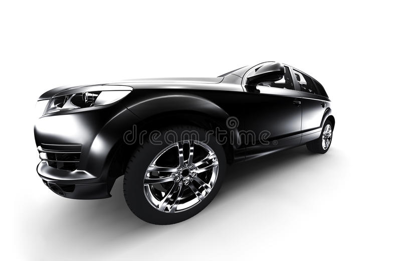 Download Modern Car Royalty Free Stock Images - Image: 24693589