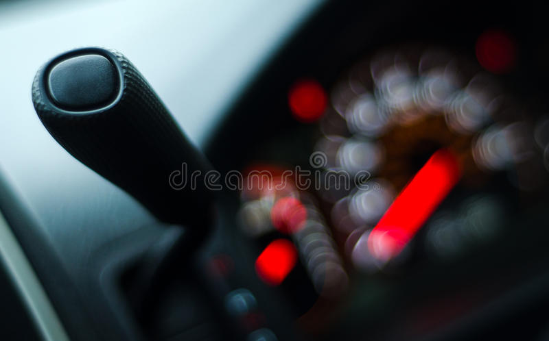 Download Modern Car Dashboard stock image. Image of control, instrument - 35158429