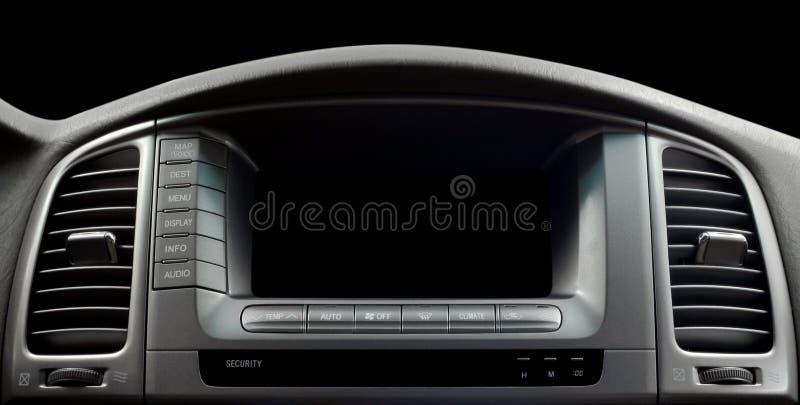 Download Modern car interior. stock image. Image of handle, background - 33554583