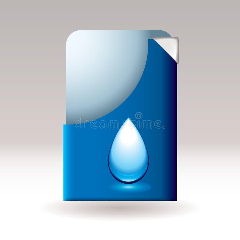 Modern card water