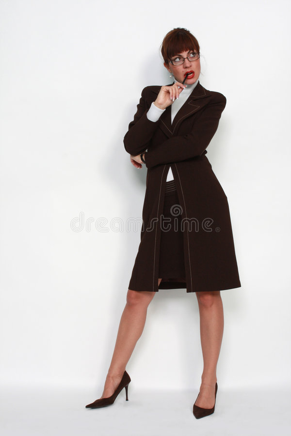 Free Modern CEO Female Stock Photography - 7253172
