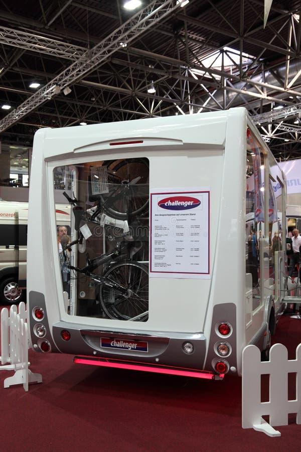 Download Modern Challenger Camper Van Editorial Stock Image - Image: 26452399