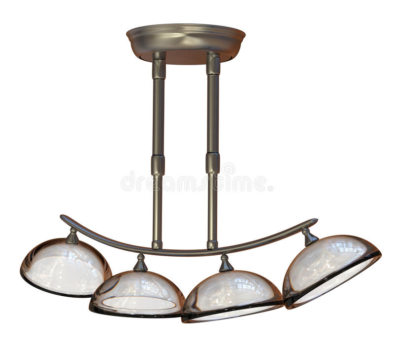 Free Modern Chandelier Stock Images - 9771364