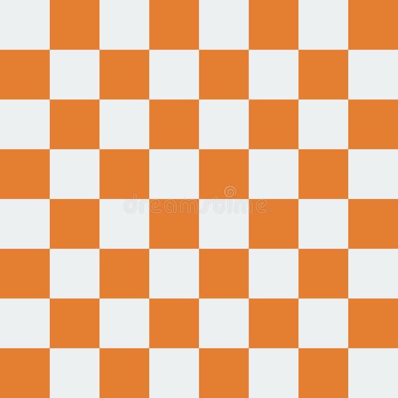Modern chess board background design vector illustration. Eps10Seamless modern chess board brown and light brown pattern vector il stock illustration