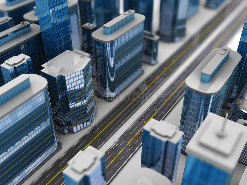 Download Modern City Stock Images - Image: 27634414