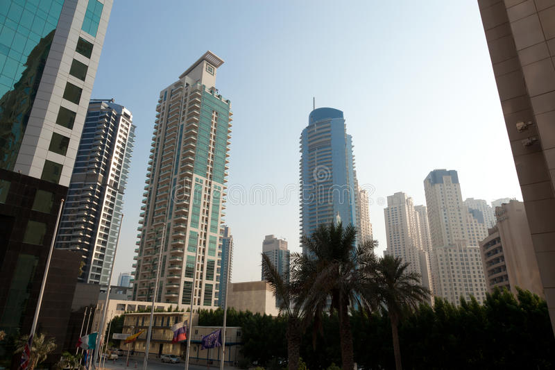 Download Modern city center stock image. Image of skyscraper, exterior - 16802173