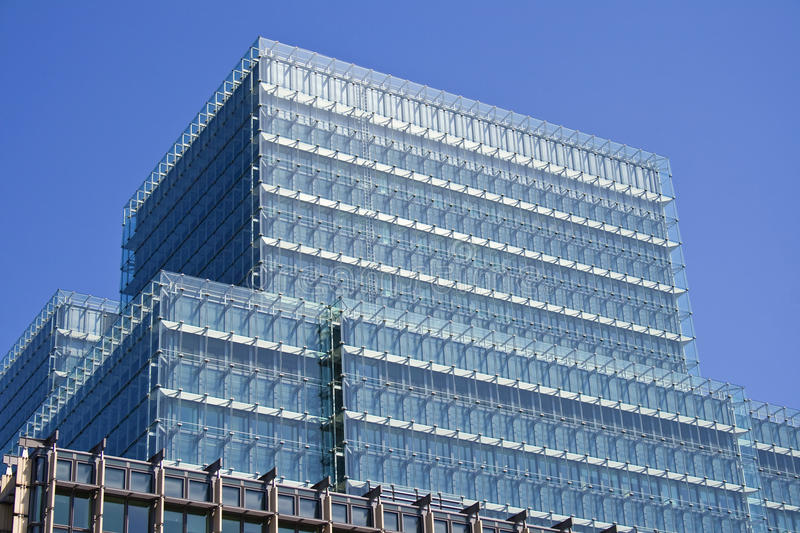 Download Modern City Glass Office Building Stock Image - Image: 10541001