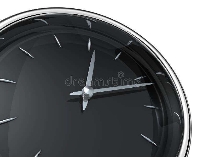 Download Modern clock stock illustration. Image of shape, closeup - 23647192